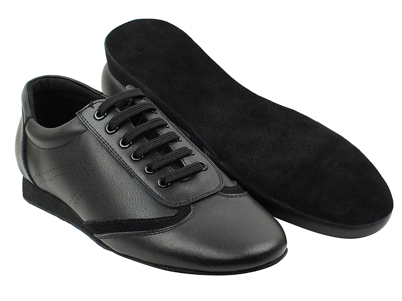 SERO104BBX Black Leather