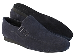 SERO102BBX Blue Old Navy Suede