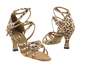 "5008 Leopard with 3"" Heel in the photo"