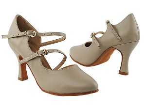 PP201 Beige Leather