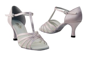 "16612 233 Light Pink Satin_54 Flesh Satin with 2.75"" heel in the photo"