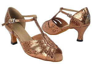 2702 206 Ultra Copper with 2.5 inch Heel (Heel Code 2899) in the photo