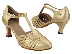 6829 57 Light Gold Leather
