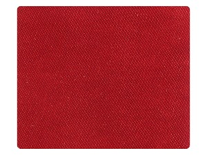 112 Red Satin Fabric Swatch