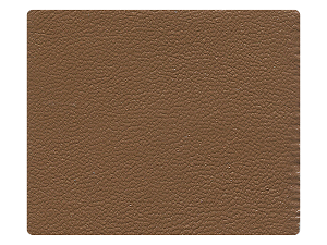 133 Coffee Brown PU Fabric Swatch