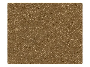 186 Copper Leather Fabric Swatch