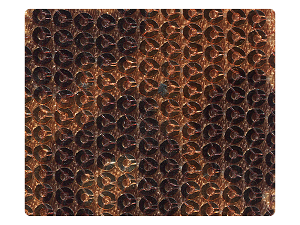 258 Copper Fabric Swatch