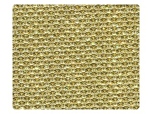 275 Gold Glitter Fabric Swatch