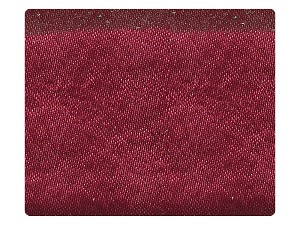 03 Burgundy Satin Fabric Swatch