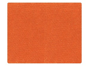 05 Orange Tan Satin Fabric Swatch