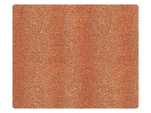 06 Brown Satin Fabric Swatch