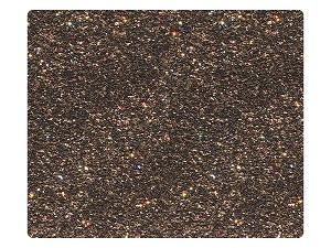 28 Copper Stardust Fabric Swatch