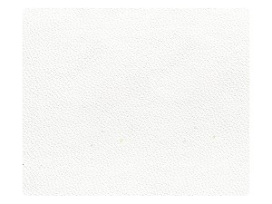 94 Creamy White PU Fabric Swatch