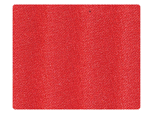 118 Red Satin Fabric Swatch