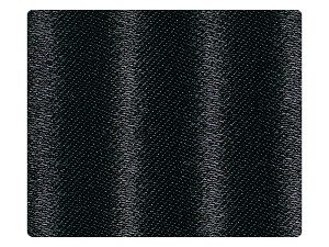 154 Black Satin Fabric Swatch