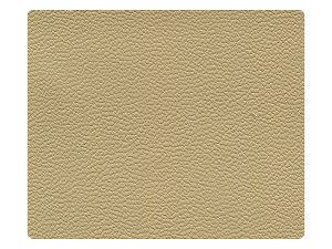 231 Tan PU Fabric Swatch