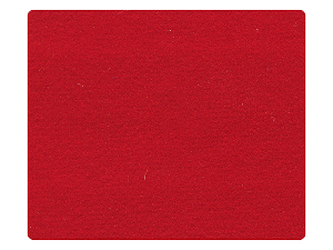 251 Red Velvet Fabric Swatch