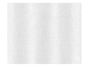 303 White Satin (Dyeable) Fabric Swatch