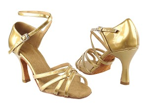 "SERA1606 Pearl Gold with 3"" heel in the photo"