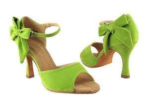 "SERA7010 Green with 3"" heel in the photo"