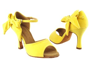 "SERA7010 Yellow with 3"" heel in the photo"